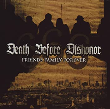 amazon friends family forever death before dishonor ヘヴィー