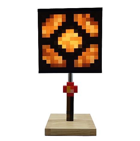 Minecraft Glowstone Lamp Amazon Com