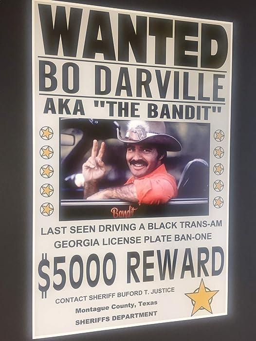 Top 8 Burt Reynolds Poster