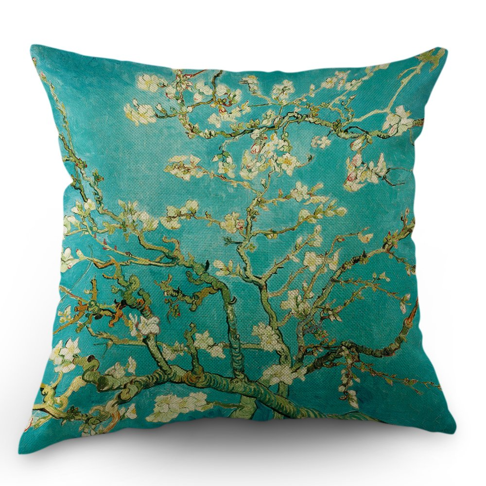 Moslion Striped Throw Pillow Cover Vintage Quote Sweet Dreams Cotton Linen Decorative  Pillow Case 18 x ... 137506c15b