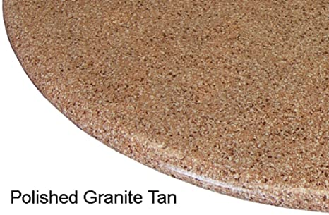 Table Cloth Round 36u0026quot; To 48u0026quot; Elastic Edge Fitted Vinyl Table  Cover Polished Granite