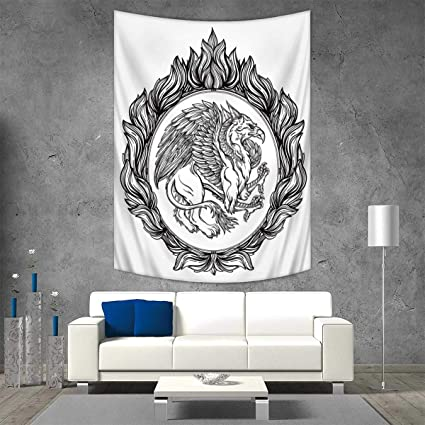 2f6731fa12018 Amazon.com: Anhuthree Vintage Wall Hanging Tapestries Mythological ...