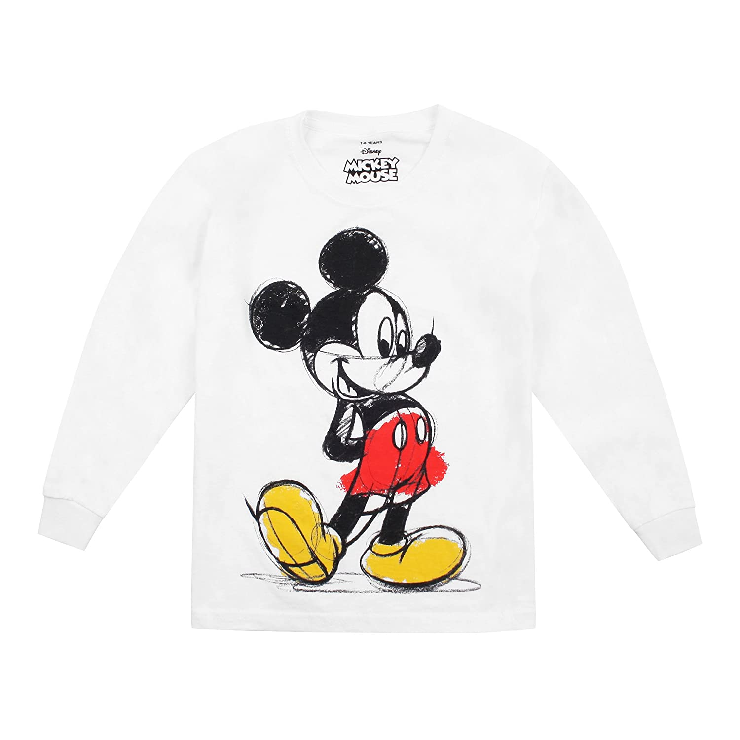 Disney Coloured in, T-Shirt Bambina RFKTS996