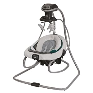 Graco DuetSoothe Baby Swing and Rocker Review