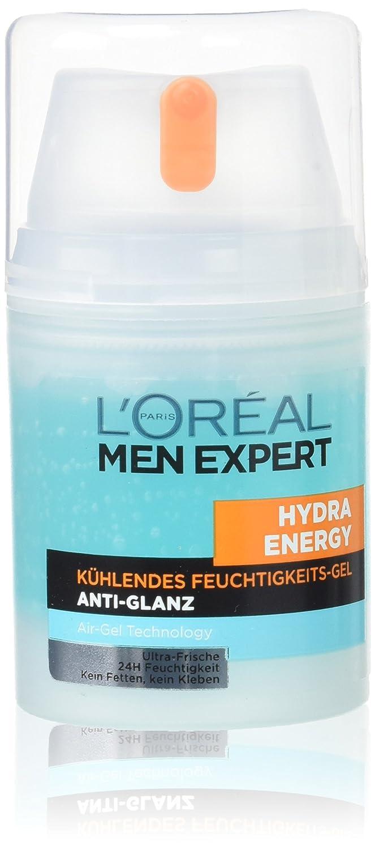 L'Oreal Men Expert - Quenching Hydra Energetic Maxi - Cuidado Anti-Fatiga Hombres - 50 ml L' Oreal A6935400