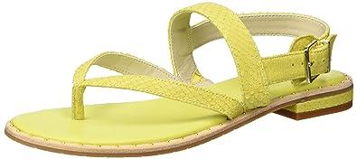 f36120c3066f Amazon.com  Kenneth Cole New York Women s Tama Flat Thong Sandal ...