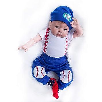 Reborn Baby Dolls Suave Reborn Lifelike Muñecas Bebé Recién Nacido ...