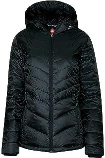 cce5a3c9c4f5c Columbia Women s Discovery Peak III OMNI HEAT HOODED PUFFER Jacket