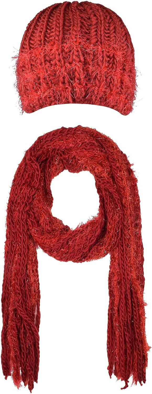 CEAJOO Women's Knit Scarfs...