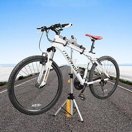LIOOBO Taller mecánico de reparación de Bicicletas Soporte de ...