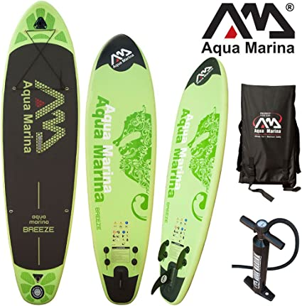 Amazon.com: Aqua Marina Breeze, Tabla de remo de pie ...