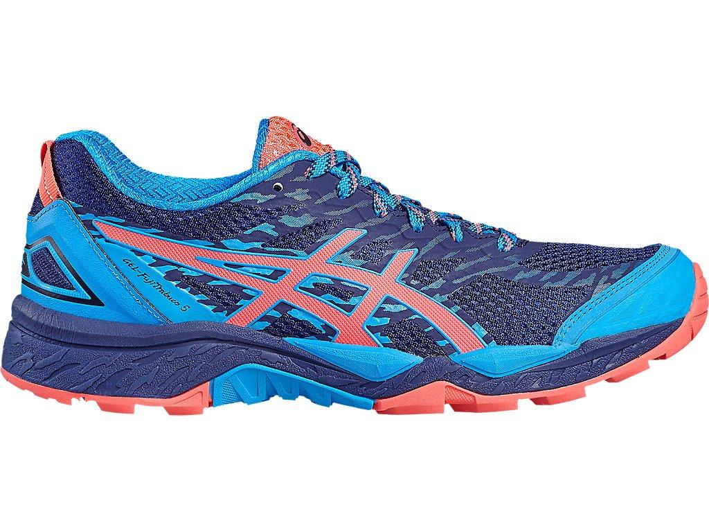 ASICS Women's Fujitrabuco 5 Trail Running Shoes B01N7U1S2T Pink/Indigo 6.5 B(M) US|Aqua Splash/Diva Pink/Indigo B01N7U1S2T Blue 27d65e