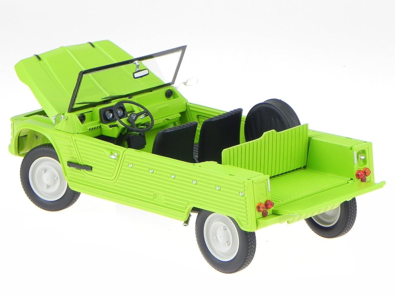 Citroen Mehari tibesti grün Modellauto Modellauto Modellauto 181519 Norev 1 18 d7de55