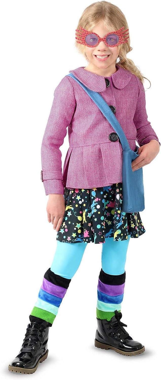 Amazon Com Wizarding World Of Harry Potter Girl S Luna Lovegood Costume Toys Games