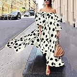 Polka Dot Print Dress for Women Plus Size Loose