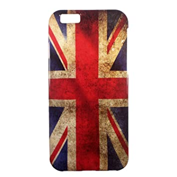 "official photos df865 090b2 United Kingdom Flag iPhone 6 plus case - Union Jack Flag TPU GEL iPhone 6  plus Cover 5.5"""