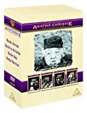 Agatha Christie's Miss Marple Collection - Murder she Said / Murder Ahoy / Murder At The Gallop / Murder Most Foul (4 Disc) [Import anglais]