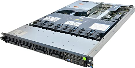 Enterprise HP ProLiant DL360 G7 Server 2x 2.66Ghz X5650 6C 72GB Renewed