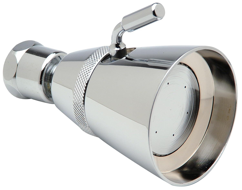 Zurn Z7000-S5-1.75 Large Brass Shower Head, 1.75 GPM