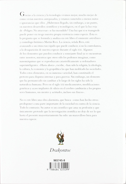 Nuestra Hora Final (Spanish Edition)