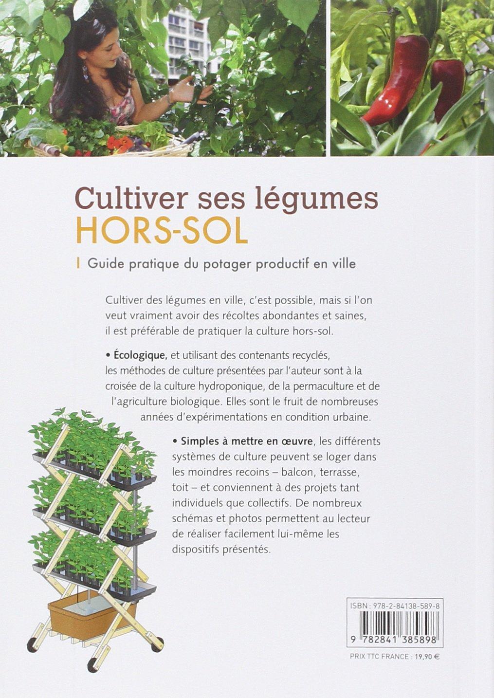 Bien-aimé Amazon.fr - Cultiver ses légumes Hors-sol - Guide pratique du  SO08