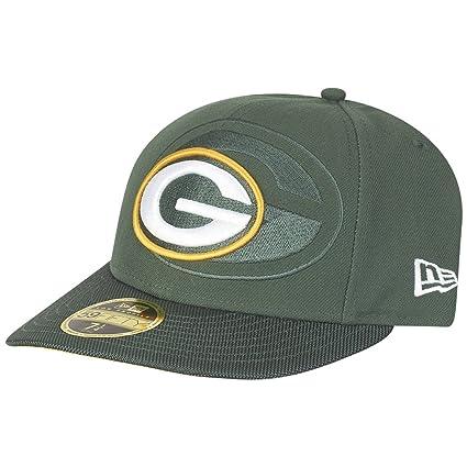 New Era 59FIFTY gorra NFL en campo diseño perfil bajo Gorra oficial con gorro de invierno.