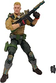 Hasbro G.I. Joe Classified Series Duke Action Figure Collectible 04 Premium Toy with Multiple Accessories 6-Inch Scale with