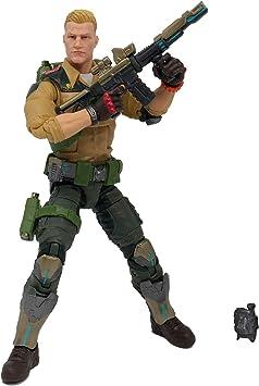 GI Joe Accessory             Black Display Battle Stand HASBRO