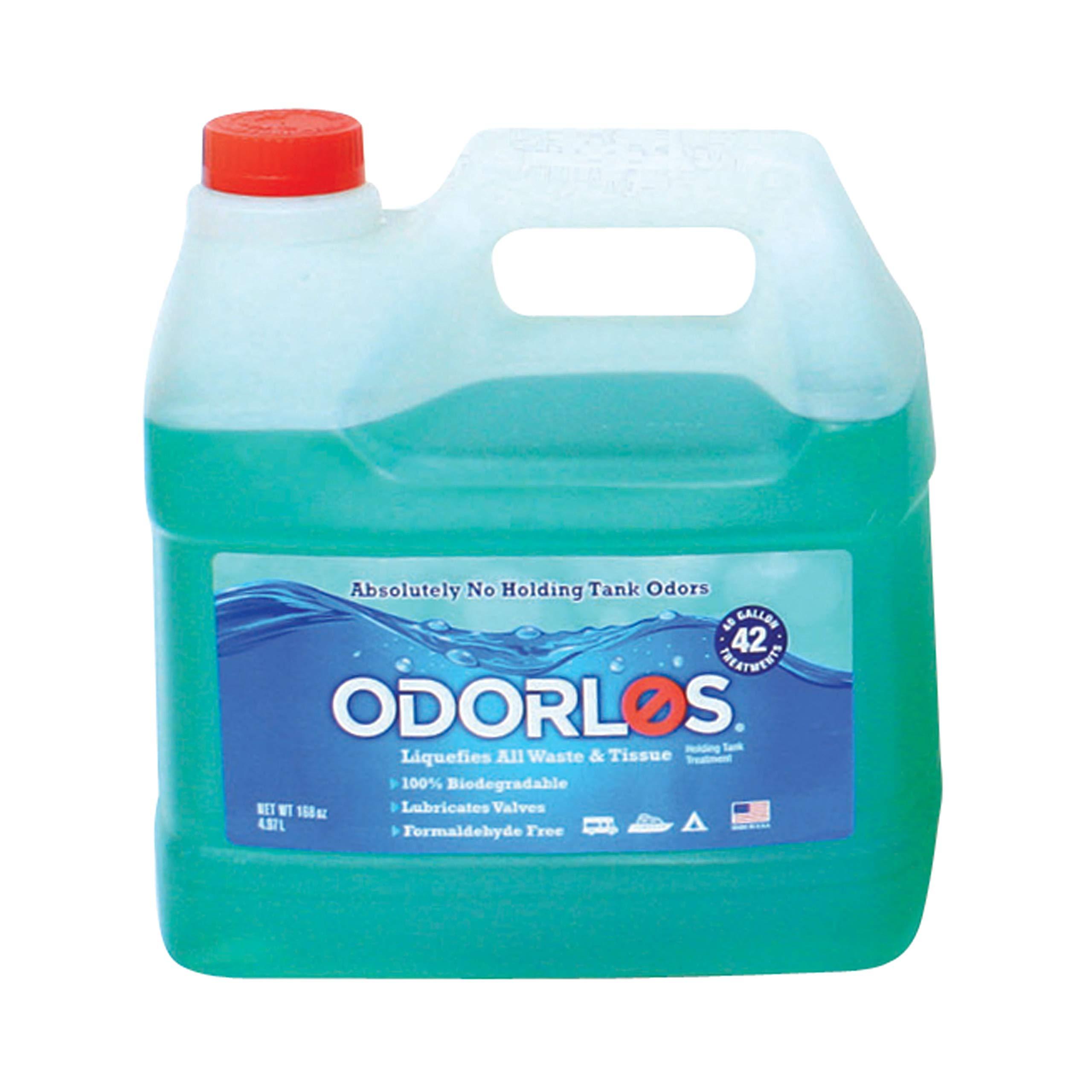 Odorlos V77004 Holding Tank Treatment (168oz Bottle),1 Pack by Odorlos