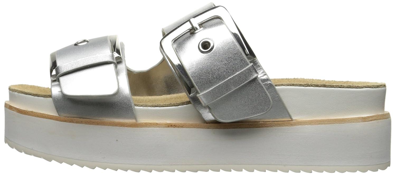 Steve Madden Woherren Pate Platform Platform Platform Slide Sandal 21a658