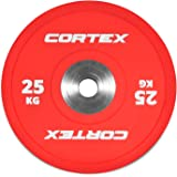 Cortex Competition Olympic Bumper Plates