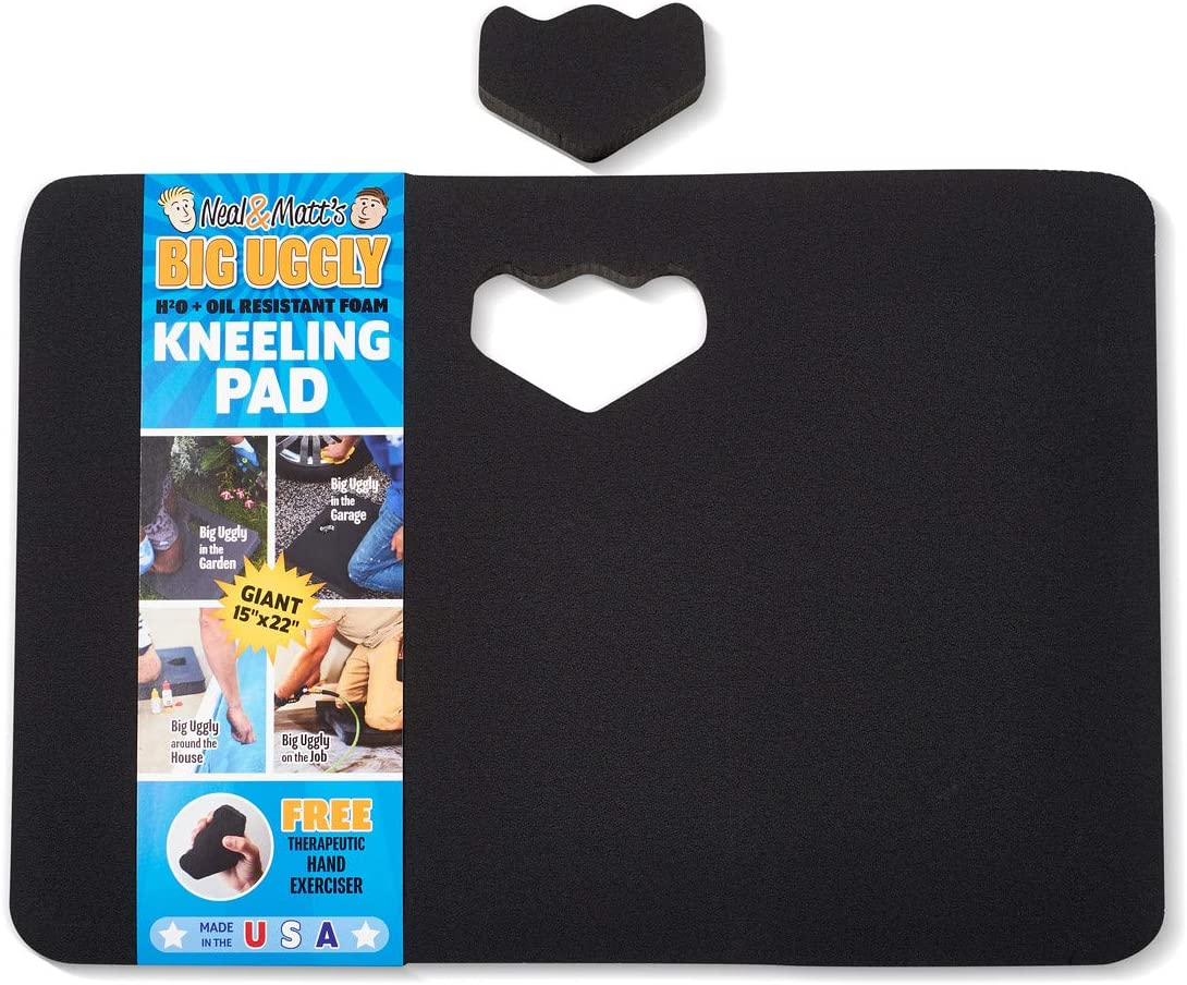 "BIG UGGLY C2003 Knee Protection Kneeling Pad (15"" x 22"" x 1.5"