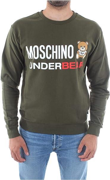 Moschino Underwear A 1701 8126 Sweatshirts Herren XL: Amazon