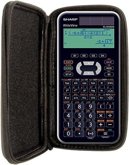 SafeCase Calculator Case for Calculator Sharp EL-520 XG