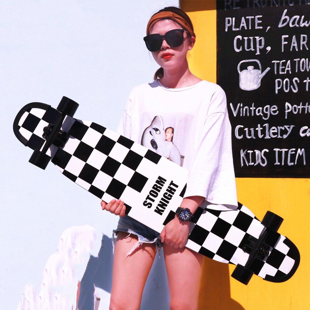 激安 ドリフトボードフリーラインスケートフラッシュ大人の子供黒プロスケートボーダー旅行サイレント四輪ダイナミックボード(1P) B07FS3BR83 B B07FS3BR83 B, らいふさぽーと:64f01627 --- a0267596.xsph.ru