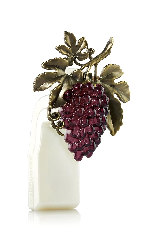 Bath & Body Works Wallflower Fragrance PlugワインぶどうNightlight B01430QYPW
