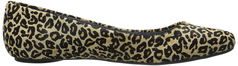 Dr. Scholl's Women's Really Flat B00WKIBZEA 6.5 B(M) US|Tan/Black Leopard
