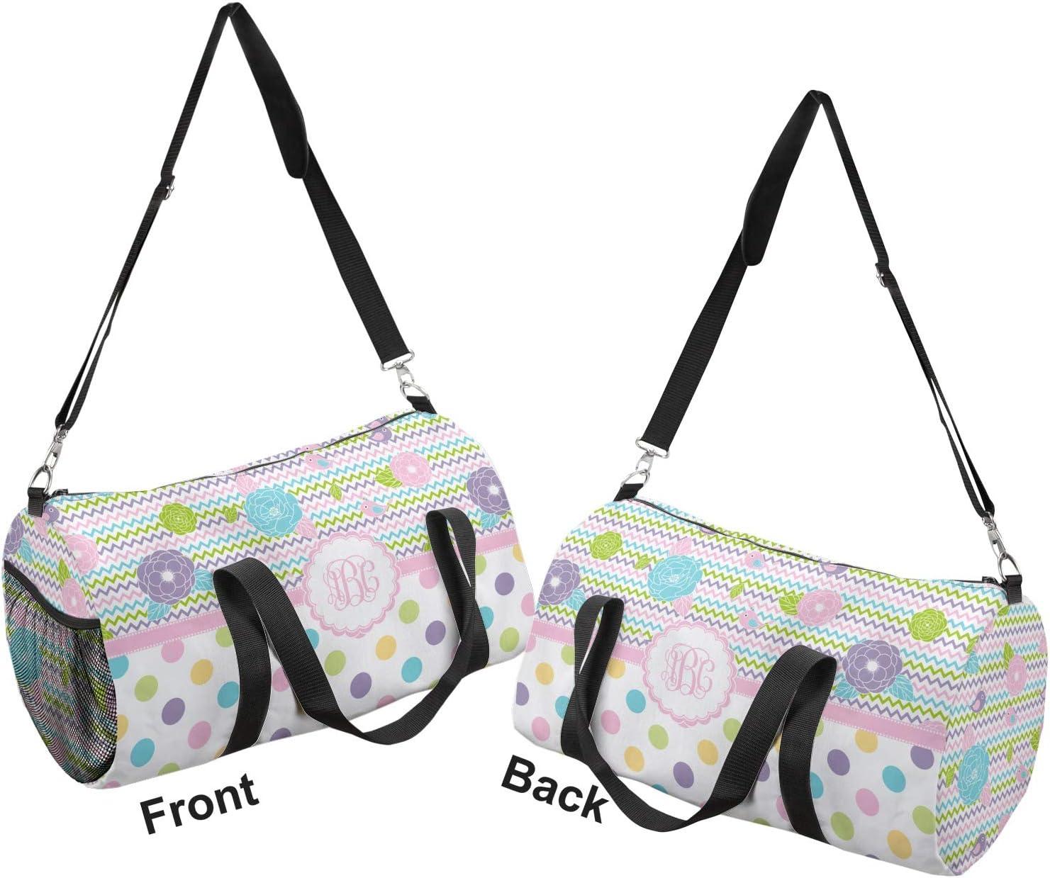 YouCustomizeIt Girly Girl Duffel Bag Personalized