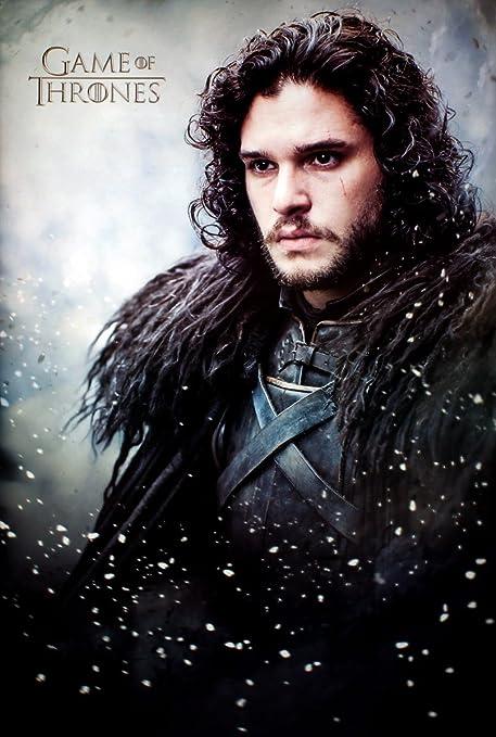 "Paper Multi-colour 91.5 x Game Of Thrones /""season 7 Night King/"" Maxi Poster"