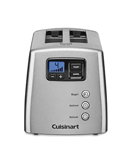 Cuisinart CPT-420 Touch to Toast Leverless 2-Slice Toaster Review