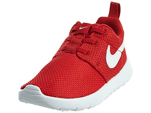 best cheap aa7fa 238e1 NIKE ROSHE ONE-749430-605 University Red White 5 M US Toddler  Amazon.in   Shoes   Handbags