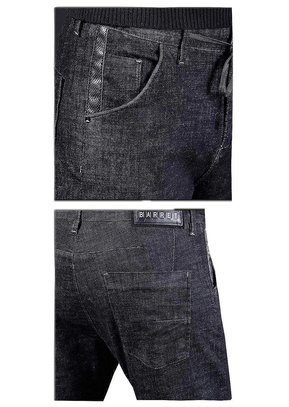 Mens LW53093 Slim Feet Fashion Jean