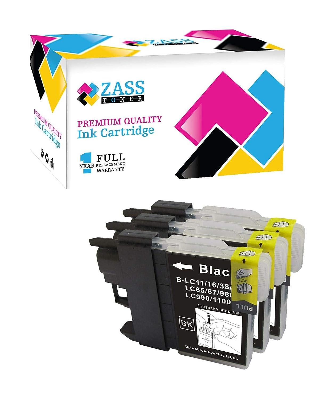 海外ブランド  MFC-J410W、MFC-795CW、MFC-J270W、MFC-J415W、MFC-5895CW、MFC-250C、MFC-5490CN、MFC-790CW、およびMFC-790CW用ブラザーLC61(LC-61BK) MFC-990CW、DCP-J125 B07HVBD7LF, キクミ商会:86729888 --- diceanalytics.pk