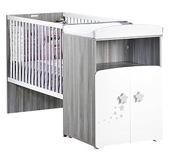 baby price new nao lit bb combin volutif 120 x 60 cm en 90 x 190 - Bebe Lit Evolutif