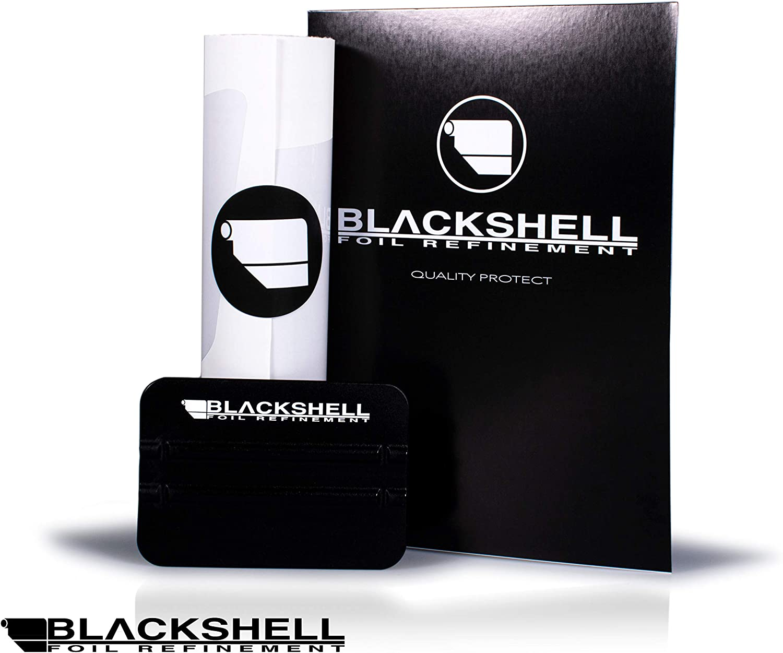 BLACKSHELL Ladekantenschutz inkl Premium Rakel f/ür A4 B9 Avant ab 2015 Transparent Auto Schutzfolie Steinschlagschutz Sto/ßstangenschutz passgenaue Lackschutzfolie