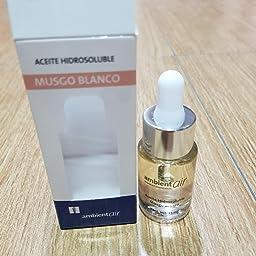 Ambientair. Aceite perfumado hidrosoluble 15ml. Aceite ...