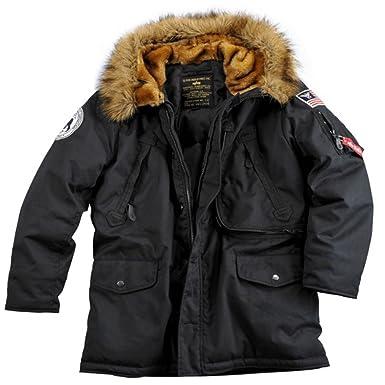 Alpha Industries Herren Polar Jacke SV Men Jacket