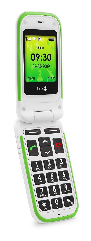 T�l�phone GSM DORO PHONEEASY 410 BLANC
