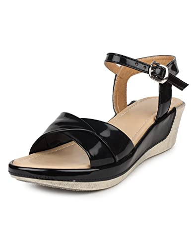 2ce5574bf8 Do Bhai Women's Synthetic Wedges: Buy Online at Low Prices in India ...