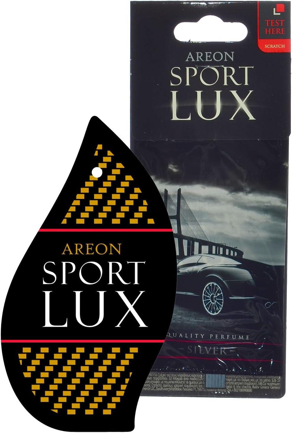 Amazon.es: Areon deporte Lux calidad Perfume/Colonia cartón coche ...